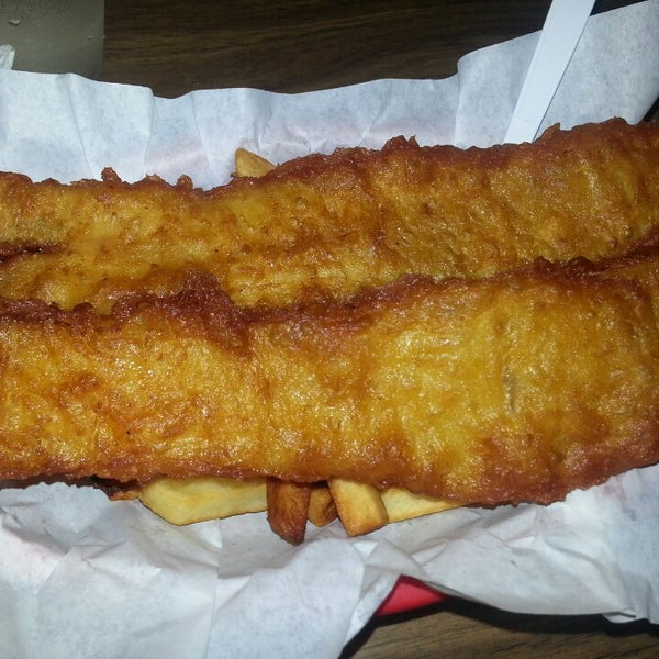 Cape Cod Fish & Chips - Fish & Chips Shop in East Sacramento