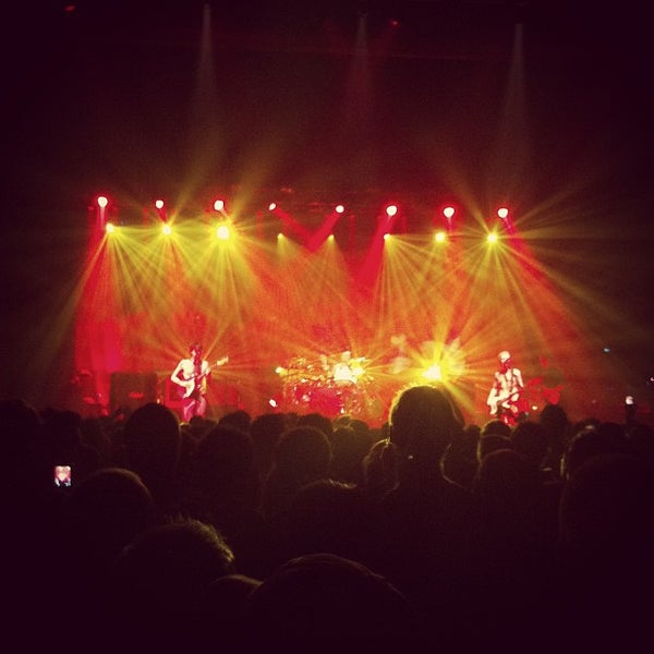 Photo taken at AB Ancienne Belgique by Stijn D. on 2/17/2013