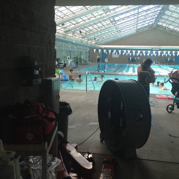 Mike Shellito Indoor Pool Roseville Ca