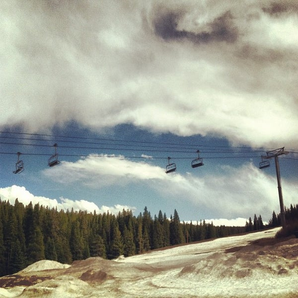 Photo taken at Breckenridge Ski Resort by Stacy S. on 5/23/2013