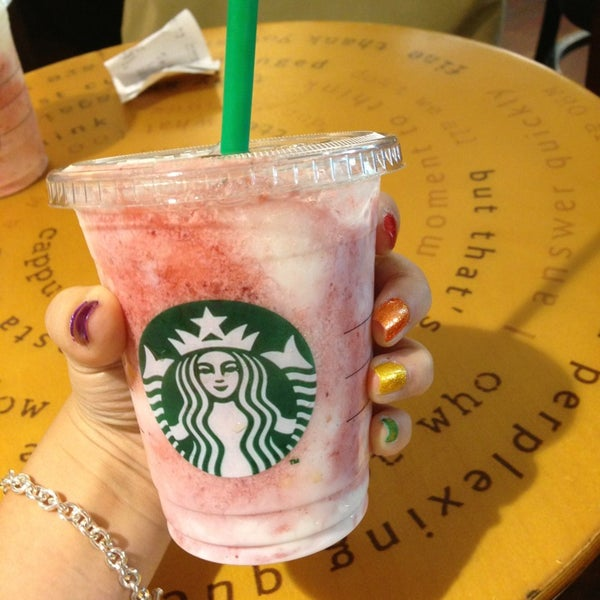 Photo taken at Starbucks by Elle S. on 8/2/2013