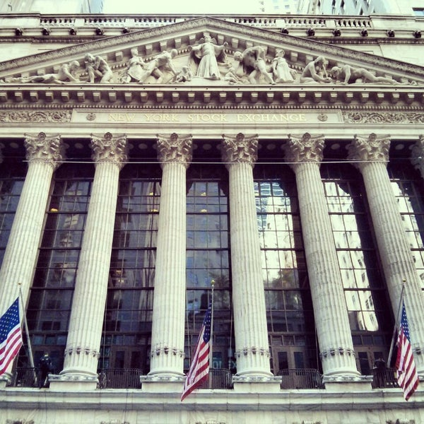 Photo taken at NYSE Euronext by Linh H. on 5/6/2014