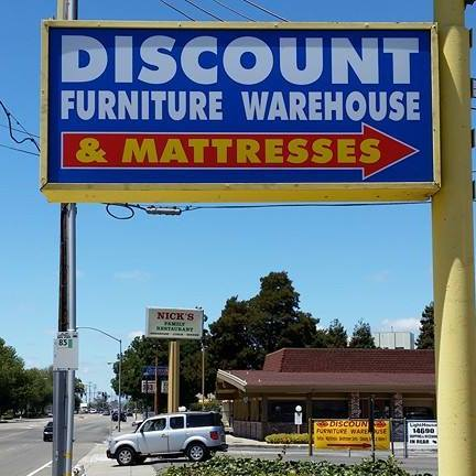 Discount furniture warehouse floresta san leandro ca for V furniture outlet palmdale