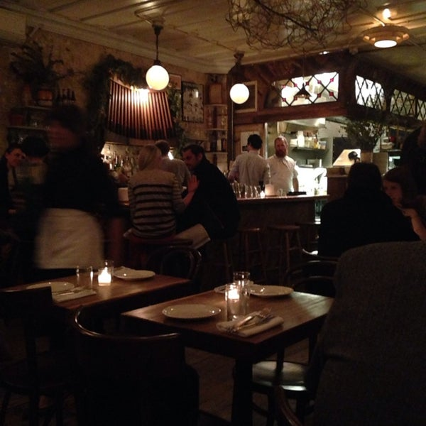 Photo taken at Vinegar Hill House by David B. on 12/18/2013