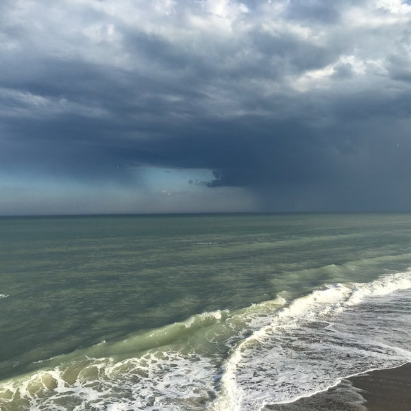 Photo taken at Carolina Beach by Mary L. on 4/24/2016