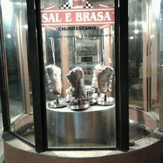 Photo taken at Sal e Brasa Gold by Lilian J. on 9/20/2012