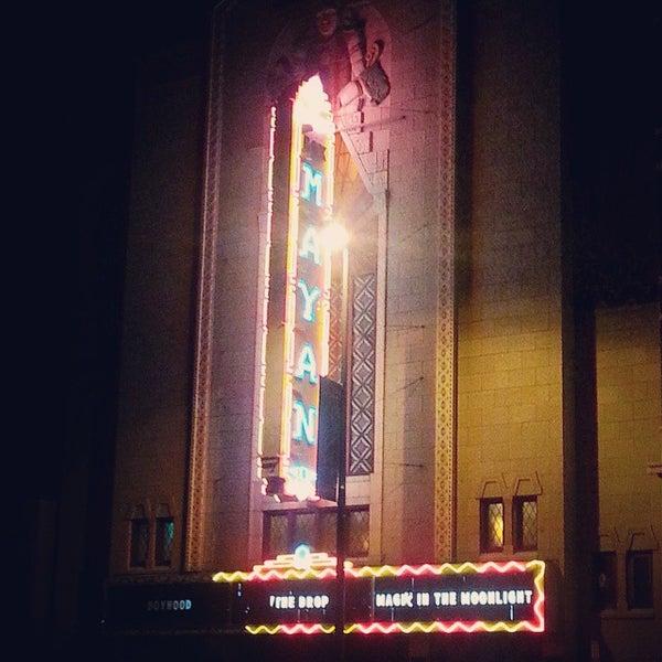 Photo taken at Mayan Theatre by Jason H. on 9/20/2014
