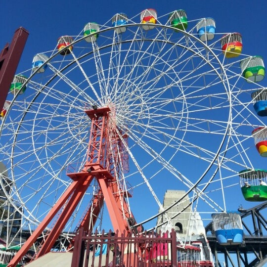 Luna park 59 tips from 5704 visitors for Puerta 7 luna park