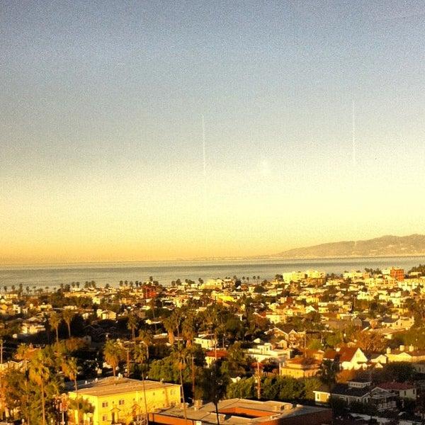 Photo taken at Marina Del Rey Marriott by Diane M. on 1/31/2013