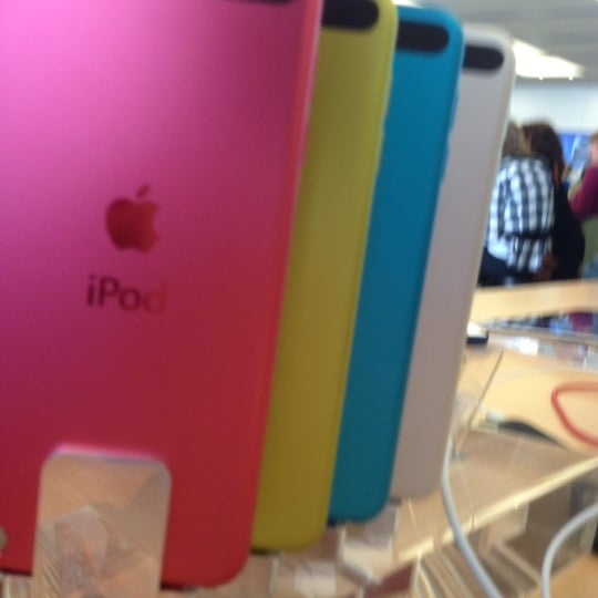 Photo taken at Apple Friendly Center by Mark F. on 10/21/2012