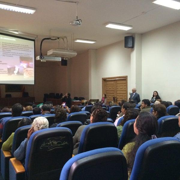 Photo taken at Municipalidad de San Bernardo by Alvaro E. on 4/7/2014