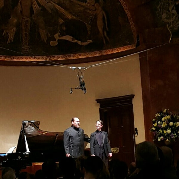 Photo taken at Wigmore Hall by Opera C. on 11/12/2015