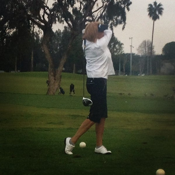 Photo taken at Westchester Golf Course by Crystal W. on 12/22/2013