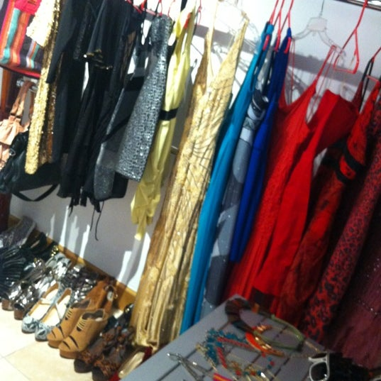 Photo taken at ISA boutique by Kelly S. on 11/23/2012