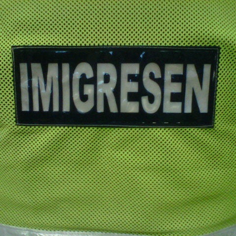 Photo taken at Jabatan Imigresen Malaysia by Muhamad Kazar A. on 10/11/2012