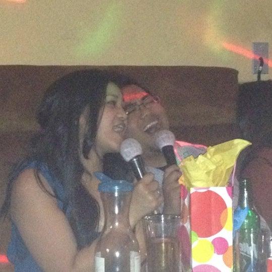 Photo taken at Chorus Karaoke and Cafe by Jojo J. on 11/3/2012