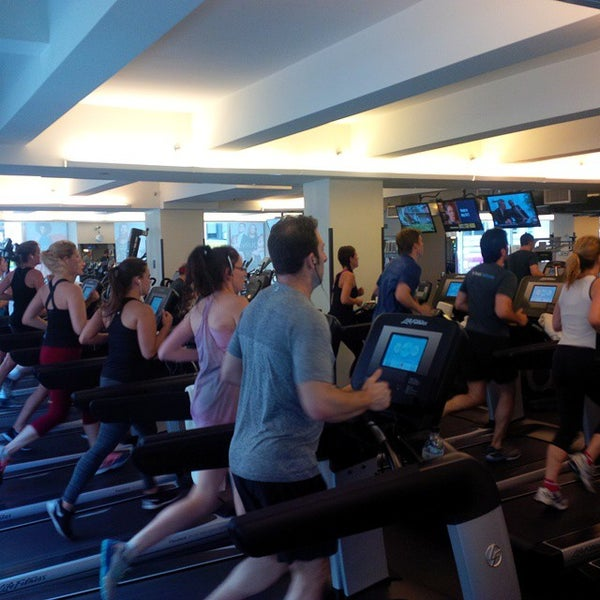 Photo taken at Equinox Tribeca by Kevin S. on 8/8/2015