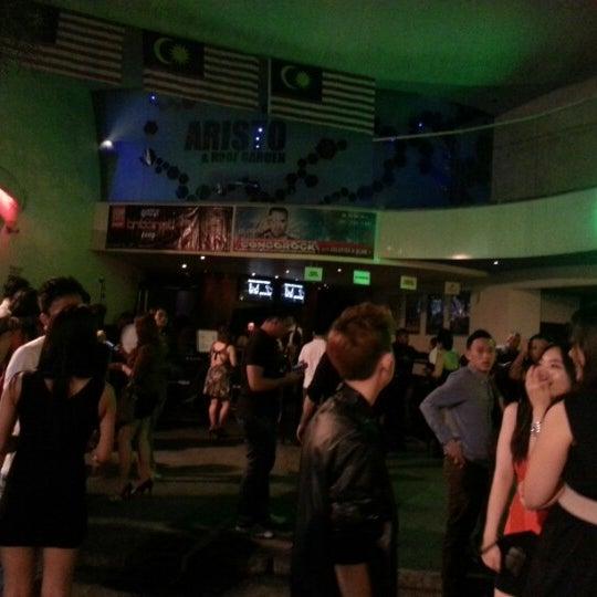 Photo taken at Zouk Club Kuala Lumpur by Michelle B. on 9/15/2012