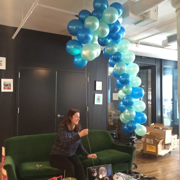 Photo taken at Tumblr HQ by Lily D. on 3/24/2015