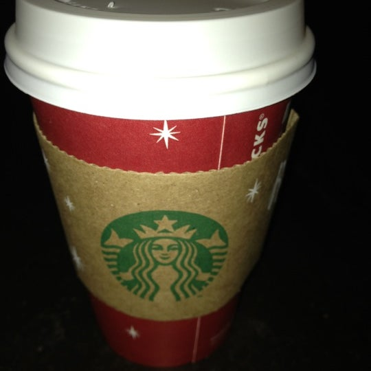 Photo taken at Starbucks by Ella C. on 11/4/2012