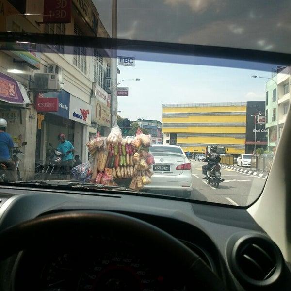 Jalan Pudu