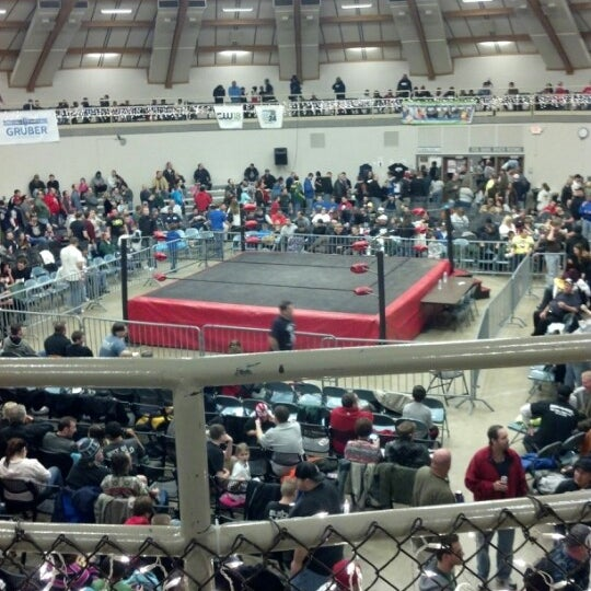 Photo taken at Waukesha County Expo Center by Chrissy R. on 12/2/2012