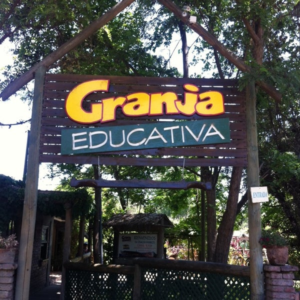Photo taken at Granja educativa by catalina s. on 11/30/2013