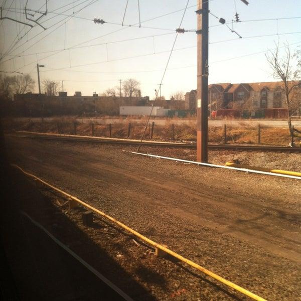 Photo taken at Amtrak: Harrisburg Transportation Center (HAR) by Elizabeth M. on 3/9/2013
