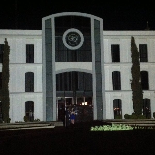 Photo taken at Universidad Autónoma de Durango Campus Zacatecas by Jonathan C. on 5/23/2013