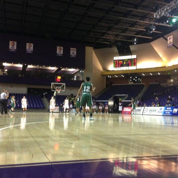 Photo taken at Allen Arena by Stevie W. on 3/1/2013