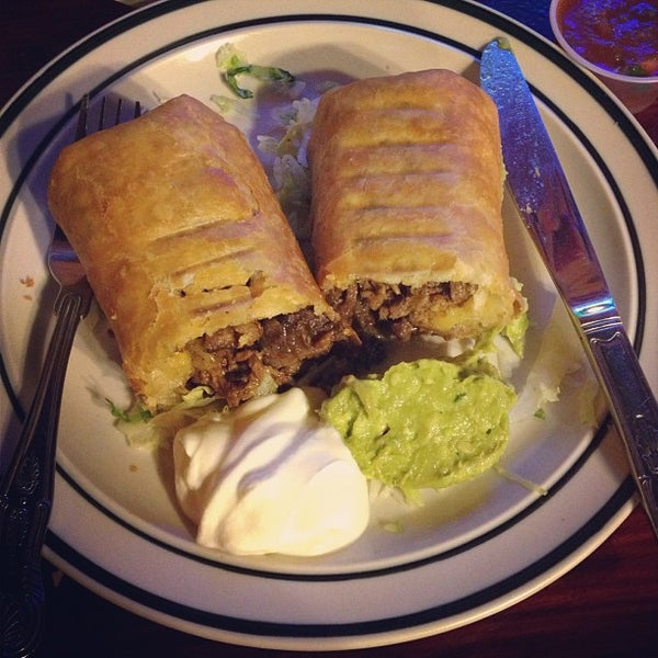 Photo taken at Leos Mexican Grill by Pepot D. on 4/24/2013