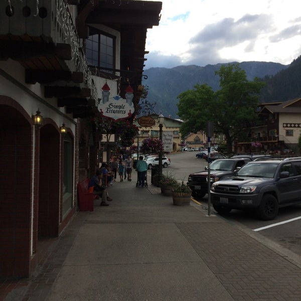 Photo taken at Town of Leavenworth by Lee T. on 6/2/2015