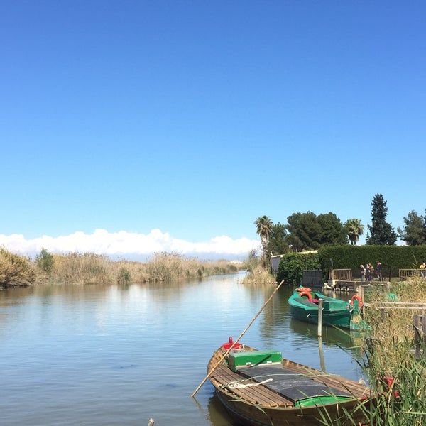 Photo taken at La Albufera by Pilar DM e. on 3/20/2016