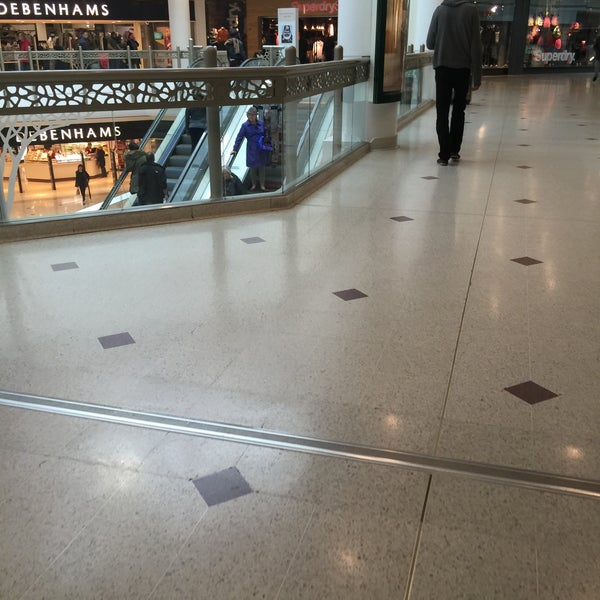 Photo taken at intu Bromley by Havszy on 9/22/2015