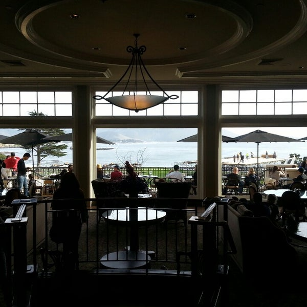 Photo taken at The Lodge at Pebble Beach by Valerie S. on 2/17/2014