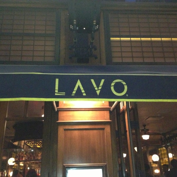 Photo taken at Lavo by Imran S. on 6/1/2013