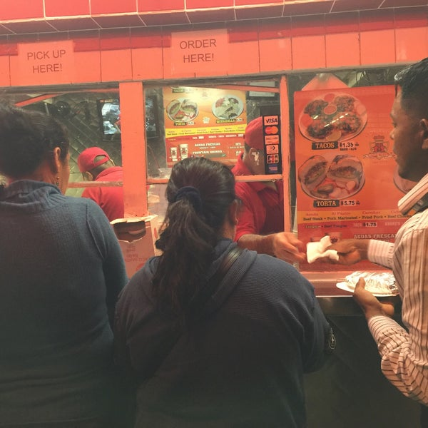 Photo taken at Javier's Tacos Mexico by Stig D. on 12/6/2015