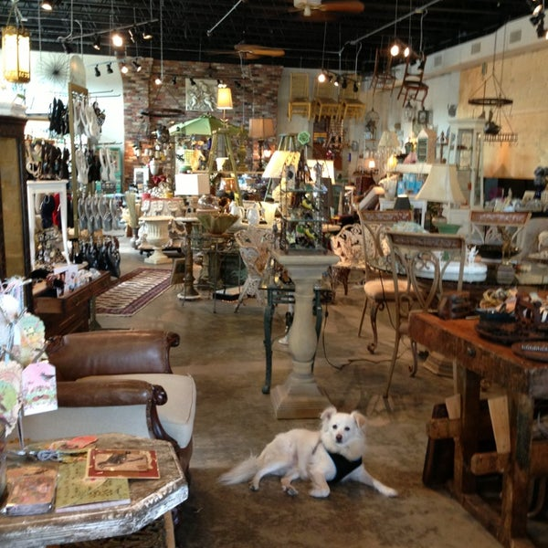 Entwined Home Decor Antiques Winter Park Fl