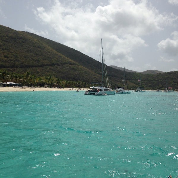 Photo taken at Jost Van Dyke Island by Diego M. on 7/4/2015
