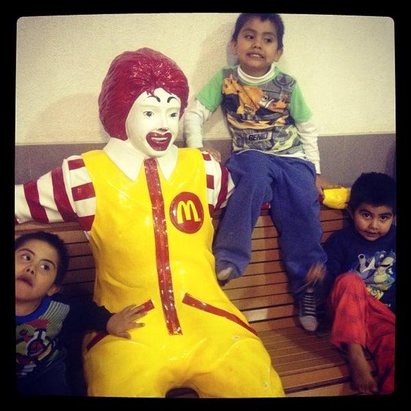 Photo taken at McDonald's by Luigi  &. on 2/24/2013
