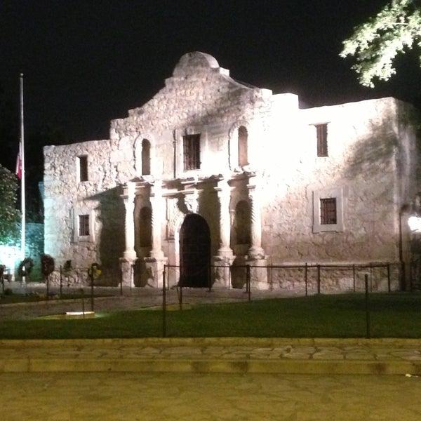 Photo taken at The Alamo by Joe M. on 4/27/2013