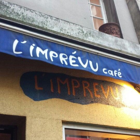 Imprevu Cafe Paris