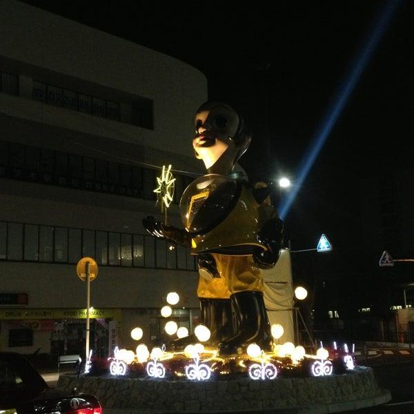 Photo taken at 阪急 南茨木駅 (Minami-ibaraki Sta.) (HK-68) by Kaname N. on 1/1/2013