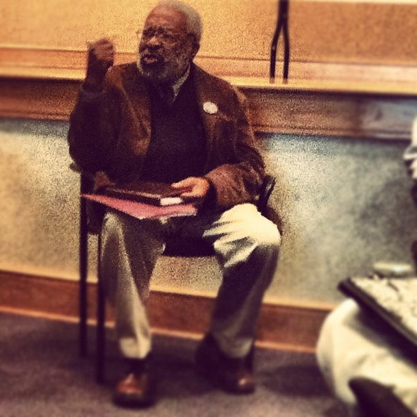 Photo taken at Birmingham Civil Rights Institute by Chris H. on 12/7/2012