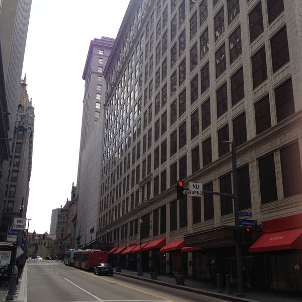 Fifth And Forbes Corridor