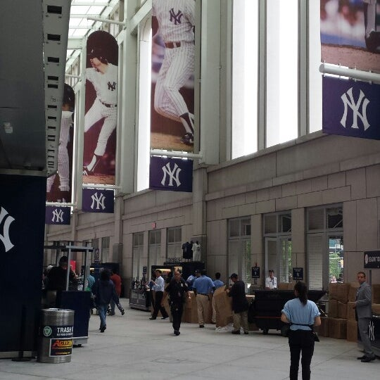 Photo taken at Yankee Stadium by Reece P. on 7/12/2013