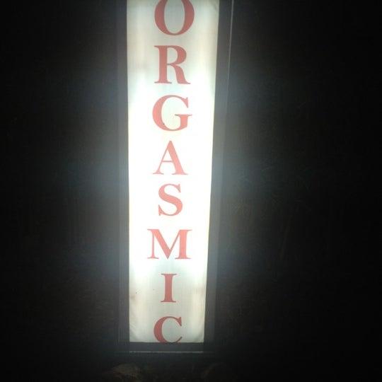 Photo taken at Orgasmic Restaurant by Hashim M. on 11/11/2012