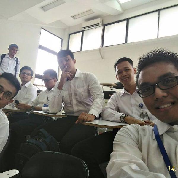 Photo taken at Sekolah Tinggi Akuntansi Negara (STAN) by Egan T. on 12/14/2015
