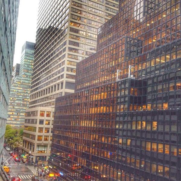 Photo taken at DoubleTree by Hilton Hotel Metropolitan - New York City by Terra Travel Y. on 11/19/2015
