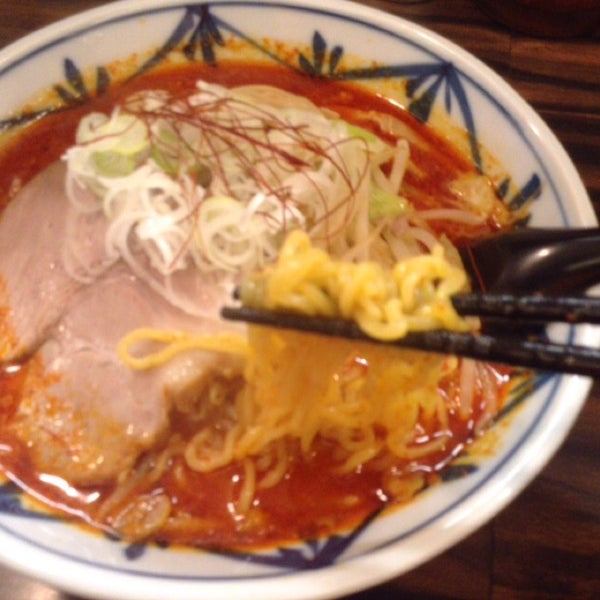 Photo taken at 味噌や 元住吉店 by Hiroshi T. on 12/28/2014